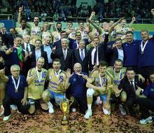 «Зенит-Казань» обыграл «Белогорье» и стал чемпионом России