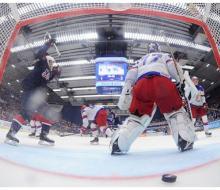 Россия проиграла США и потерпела первое поражение на ЧМ-2015