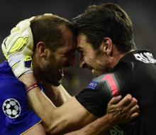 «Ювентус» сыграл вничью с «Реалом» и вышел в финал ЛЧ
