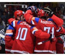 Россия обыграла Швецию и вышла в 1/2 финала ЧМ-2015