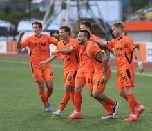 «Урал» одержал волевую победу над «Динамо»