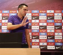 Хави покинет «Барселону» и переберется в Катар