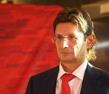 Федун объявил о прекращении руководства над «Спартаком»