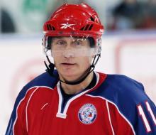 Путин поставил задачу перед КХЛ сделать хоккей спортом номер один