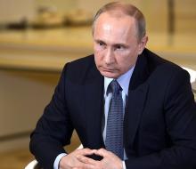 Путин обвинил США в давлении на Блаттера и ФИФА