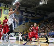 «Химки» вышли в финал Единой Лиги ВТБ