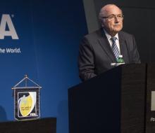 Блаттер решил покинуть пост президента ФИФА
