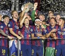 «Барселона» обыграла «Ювентус» в финале Лиги чемпионов