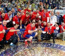 ЦСКА защитил титул чемпиона Единой Лиги ВТБ
