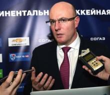 Чернышенко заявил, что через год в КХЛ может появиться команда из Китая