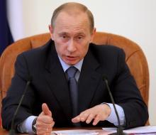 Путин: «Всего на подготовку к Олимпийским играм будет истрачено 214 миллиардов р