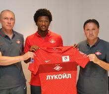 «Спартак» и Зе Луиш подписали контракт