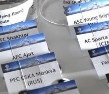 ЦСКА сыграет со «Спартой» в третьем квалификационном раунде ЛЧ