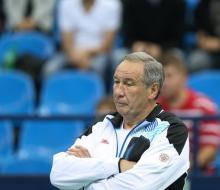 Россия поборется с Италией за выход в основную сетку Кубка Дэвиса