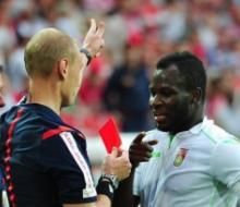 «Спартак» избежал серьезных санкций из-за скандала с Фримпонгом