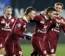 «Рубин» в Австрии одержал первую победу в сезоне