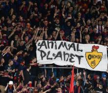 КДК наказал ЦСКА за поведение фанатов в матче с «Анжи»