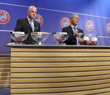 ЦСКА, «Краснодар» и «Рубин» узнали соперников в еврокубках