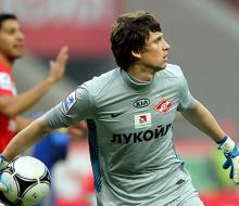 Песьяков на правах аренды перешел из «Спартака» в «Анжи»