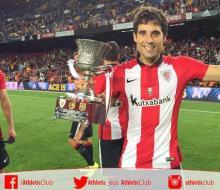 «Атлетик» в борьбе с «Барселоной» завоевал Суперкубок Испании