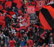 «Амкар» наказан за поведение своих фанатов в матче с «Анжи»