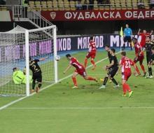 «Рубин» упустил победу в Скопье