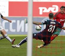 «Локомотив» одержал волевую победу над «Краснодаром»