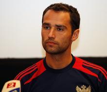 Слуцкий оставил Широкова капитаном сборной России