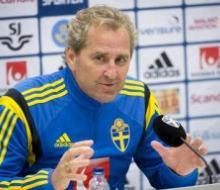 Тренер Швеции Хамрен: «Мы не знаем, как будет играть сборная России»