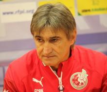 Чалый готовит «Рубин» на матч с «Локомотивом»