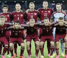 Россия поднялась на 11 строчек в рейтинге сборных УЕФА