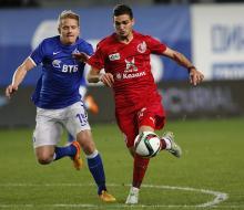 «Динамо» и «Рубин» сыграли вничью 0:0