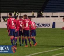 ЦСКА в дополнительное время обыграл «Байкал» в Иркутске