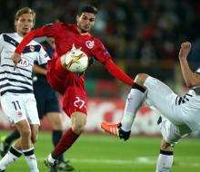 «Рубин» сыграл вничью с «Бордо» и набрал первые очки в ЛЕ