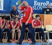 Россия потерпела четвертое поражение на ЧЕ по баскетболу