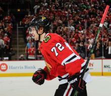 Панарин отличился голом в дебютном для себя матче в НХЛ