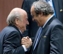 Комитет по этике ФИФА отстранил от работы Блаттера и Платини