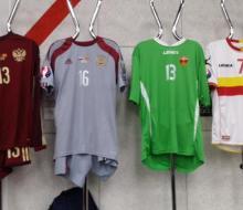Определился стартовый состав России на матч с Черногорией