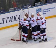 «Ак Барс» на родном льду проиграл «Словану»