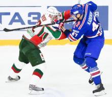 Назаров проиграл «Ак Барсу» и покинул СКА