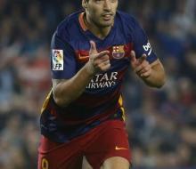 Хет-трик Суареса принес «Барселоне» волевую победу над «Эйбаром»
