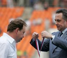Слуцкий устраивает Мутко на посту главного тренера сборной России