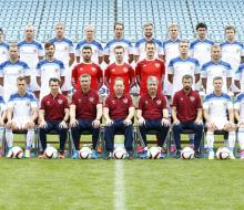Назван состав сборной России на матчи с Португалией и Хорватией
