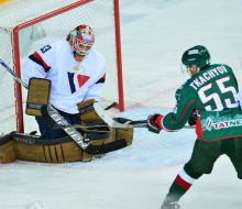 «Ак Барс» в Словакии обыграл «Слован»