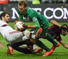 «Бавария» потеряла первые очки в Бундеслиге