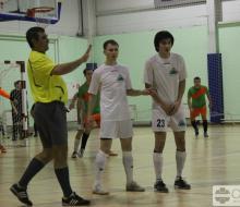 В мини-футбольном турнире ОЛЛФ близится плей-офф