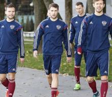 Широков: «В сборной России нет деления на официальные и товарищеские игры»