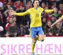 Ибрагимович вывел Швецию на Евро-2016