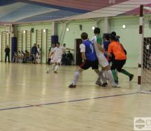 Стартовал плей-офф в мини-футбольном турнире ОЛЛФ