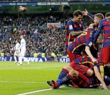 «Реал» дома потерпел крупное поражение от «Барселоны»